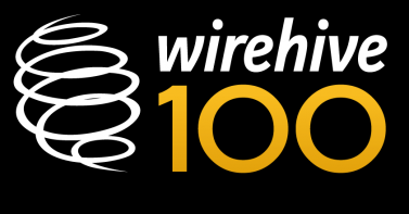 Wirehive 100 awards 2013