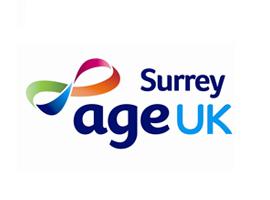 Age UK Logo | Web Designers Surrey | Thunderbolt Digital