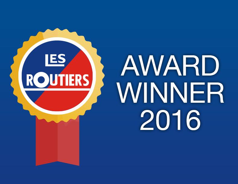 Les Routiers Award Badge | Digital Agency Surrey