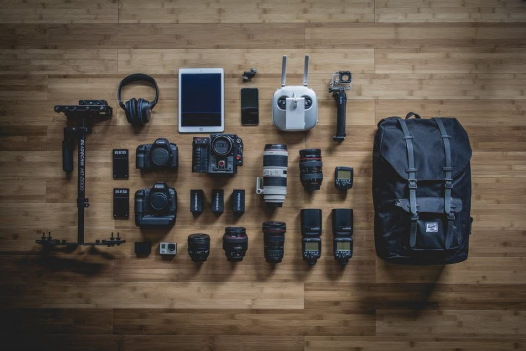 Camera Equipment | innovative web design