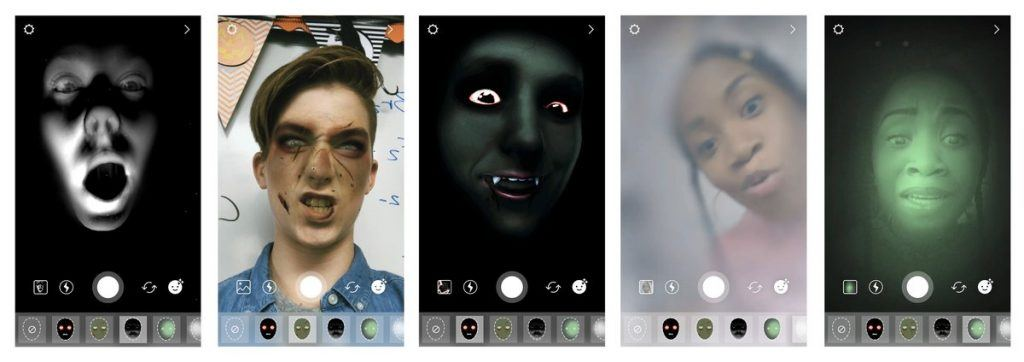 Instagram filters media agency Surrey