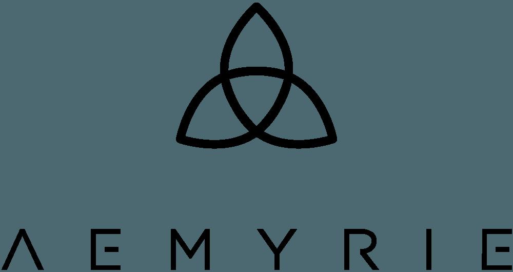 Aemyrie's Celtic-inspired logo