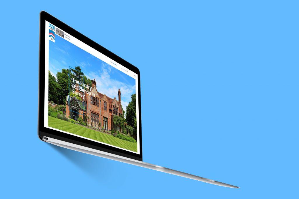 Laptop, Surrey Marketing Agency