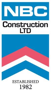 NBC Construction Logo